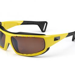 LiP TYPHOON TRI-PEL POLARIZED WATER SHADES Yellow/Black