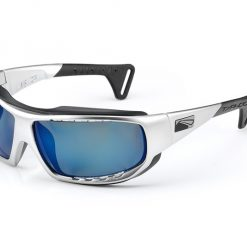 LiP TYPHOON TRI-PEL POLARIZED WATER SHADES Silver/Black